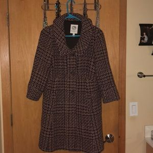 Tiny (Anthropologie) wool vintage peacoat